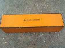 Apple Watch Hermes Series 5 A2095 44mm Watch - Single Tour Genuine Leather Strap
