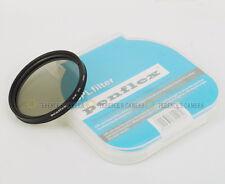 52 mm 52mm Circular Polarizing CPL C-PL PL-CIR Filter For Camcorder & Camera