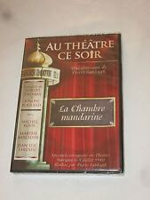 DVD AU THEATRE CE SOIR - LA CHAMBRE MANDARINE   NEUF
