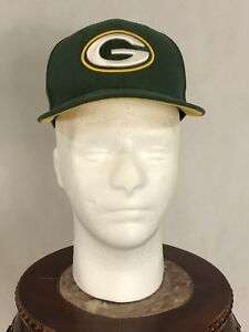 Green Bay Packers 59Fifty New Era NFL Fitted 6 5/8 Cap Hat