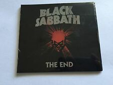 BLACK SABBATH - THE END TOUR CD LIMITED CONCERT EDITION