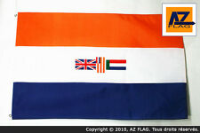 SOUTH AFRICA OLD FLAG 3' x 5' - FORMER SOUTH AFRICAN FLAGS 90 x 150 cm - BANNER