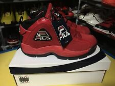 New FILA 96 GRANT HILL II 2 RETRO Mens Basketball SHOES Size 10 Jordan kobe NIB