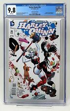 Harley Quinn #26 - CGC 9.8 - Conner Variant Cover / 1st App Red Tool - DC Comics