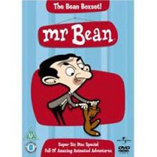 The Bean Boxset! Mr Bean Super Six Disc Special DVD NEW dvd (8280499)