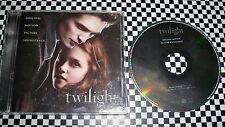 TWILIGHT MOVIE SOUNDTRACK   CD COMPACT DISC