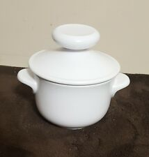 NORITAKE PROGRESSIONS AU NATURAL INDIVIDUAL CHILI POT & LID NICE 12 avail. 9073