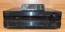 Genuine Onkyo (HT-R667) Black Home Theater System With Remote & Power Cord *READ