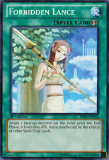 FORBIDDEN LANCE (BP02-EN162) - Yu-Gi-Oh! BP02 Common 1st Ed. Spell