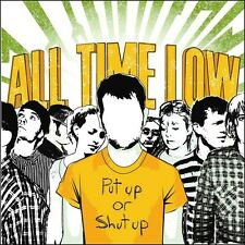 All Time Low - Put Up or Shut Up [New CD] Extended Play