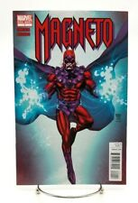 Magneto #1 One-Shot Chaykin Delgado Marvel Comic Book March 2011 Volume 2
