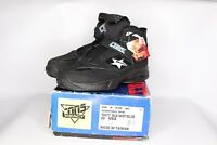 Vintage 90s New Converse Size 10 Kevin Johnson Run N Slam Mid Cons React Shoes