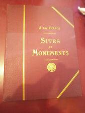 Sites & monuments La Côte d'Azur Var Alpes Maritimes Monaco Nice