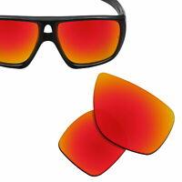 Polarized Replacement Lenses for-OAKLEY Dispatch 1 Sunglasses Orange Red UVA&UVB