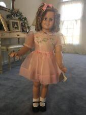 DANBURY MINT SHIRLEY TEMPLE PLAYPAL DOLL + Bonus Outfit & Box