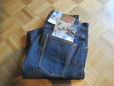Nudie Jeans Co Grim Tim Slim Fit Jeans (Org Dry Navy) 30W 34L