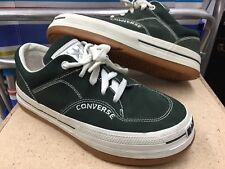 Chunky Converse All Star Low Men's 10 Women's 11.5 Shoes 90s Vtg Tall Lifts Rare