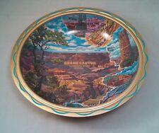 "10.5"" Colorful Grand Canyon National Park Arizona Aluminum Bowl"