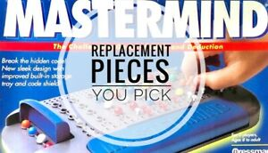 Mastermind Replacement Code and Key Pegs - Pressman Games 1996 - 2009 You Pick