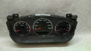 Speedometer Instrument Cluster 25841499 Fits 08 CHEVROLET IMPALA SS F123-170088