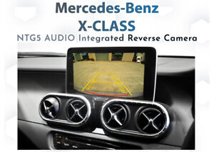 Mercedes Benz X-Class NTG5 Audio20 / COMAND - Rear camera integration