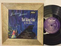 "Nat King Cole Penthouse Serenade EX CAPITOL 10"" RARE!"