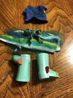American Girl Welliewishers Camille's Meet Outfit EUC No Doll