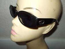 GUCCI GG 2196/S Black Frame Gray Lenses Sunglasses ITALY