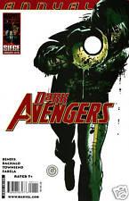 Dark Avengers Annual #1 Comic Book - Marvel