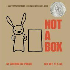 Not A Box, Portis, Antoinette, Good Used  Book