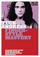 TUCK ANDRESS FINGERSTYLE MASTERY GUITAR *NEW* DVD