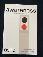 Awareness by Osho (Paperback) Excellent condition