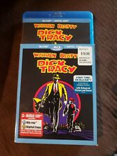Dick Tracy Blu-ray (2012) Brand New Factory Sealed w/ Slipcover