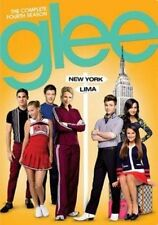 Glee The Complete Fourth Season 6 Discs DVD