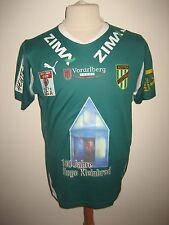 Austria Lustenau MATCH WORN Austria football shirt soccer jersey trikot size M