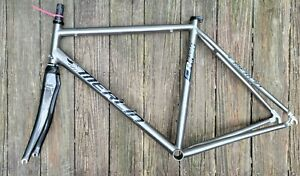 Merlin CR TI WORKS ROAD BIKE FRAME, 56cm, compact design, great condition