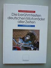 Die berühmtesten deutschen Motorräder aller Zeiten 1993