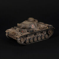 1/56 28mm painted WW2 Bolt Action Germany Pz.Kpfw. III Ausf. L 1944