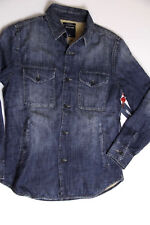 Men's True Religion Denim Over Shirt/Jacket in Size Medium NWT