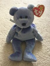 NEW RARE Ty Beanie Babies CLUBBY II Retired 1999 NWT NAME TAG MATCH