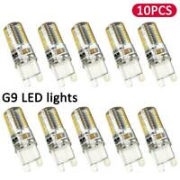 10X  G9   5W LED Dimmable Capsule Bulb Replace Light Lamps AC220-240V UK