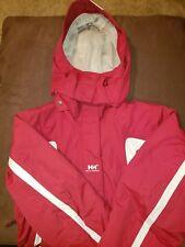 Helly Hansen Helly Tech Waterproof Jacket Ski Coat Women's Size SM