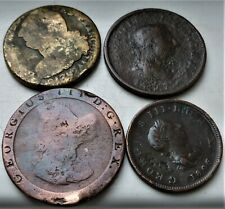 18th Century vintage coins