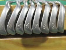 PING ISI BeNi IRON SET 3-PW ALL MATCHING GOOD SHAPE GOLF CLUBS FREE SHIPPING