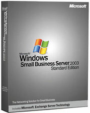 Microsoft Windows Small Business Server 2003 Standard Edition - 5 clients - FR