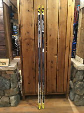 Salomon Equipe 8 Classic Waxable Ski 196cm
