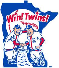 1979 Minnesota Twins Game Used Baseball Tickets Stubs Metropolitan Stadium