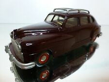 SUN MOTOR CO - 1948  DESOTO WITH ROOF RACK  - 1:43 - EXCELLENT CONDITION 6