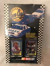 Maxx Race Cards NASCAR 1991 Complete Sealed 240 Card Collection