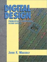 Digital Design Hardcover John F. Wakerly